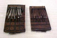 Thumb Pianos, Or Zanzis (2)