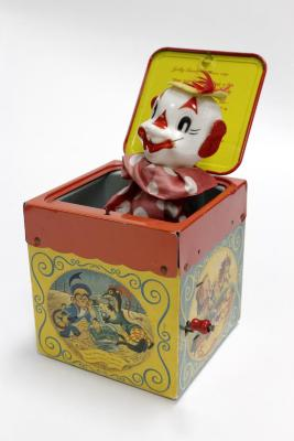 Jack-in-the-box Toy