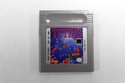 Game Boy, Tetris Game