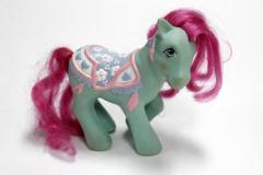 Plastic Horse Toy, 'my Little Pony'