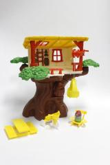 Toy, Weebles Romper Room Treehouse