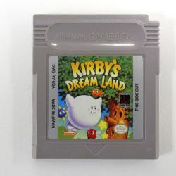 Game Boy, Kirby's Dream Land Game