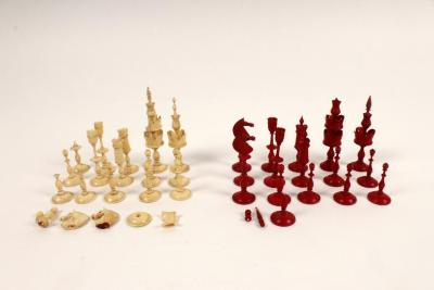 Chess Pieces, 32