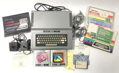Color Computer, TRS-80