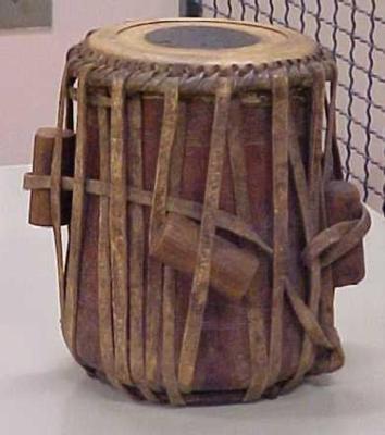 Drum, Cylindrical Tabla