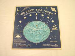 The Handy Star Finder Chart
