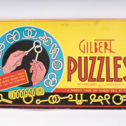 Puzzle Game In Box