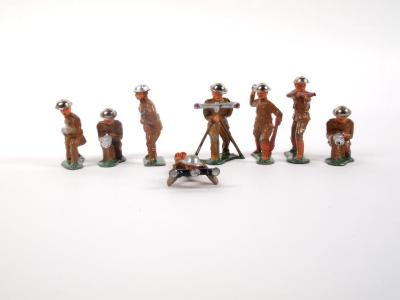 Toy, Soldiers (8)