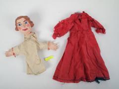 Hand Puppet, Woman