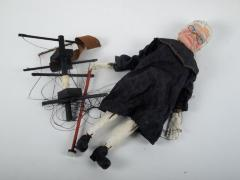 Marionette, Old Lady