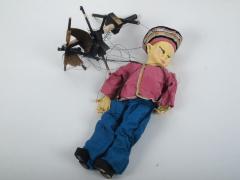 Marionette, Pat