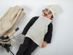 Marionette, John