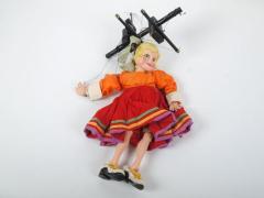 Marionette, Marjry Jones