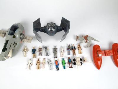 Figure, Star Wars