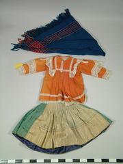 Chola Girl's Costume (3)