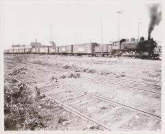 Photograph, New York Central Railroad Pulled By Engine #8754