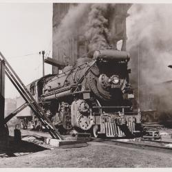 Photograph, New York Central Railroad, Engine #2029