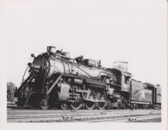 Photograph, Chicago, Rock Island and Pacific Railroad, Engine #911
