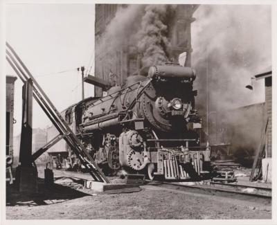 Photograph, New York Central Railroad, Engine #2029