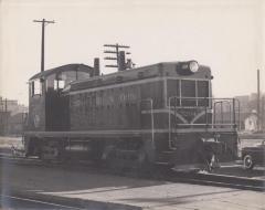 Photograph, Chesapeake and Ohio Railway, Engine #5204