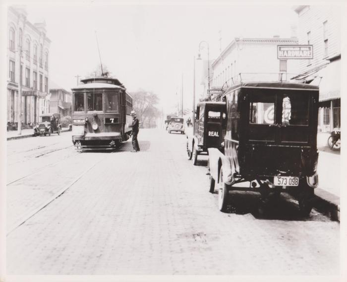 Photograph, Michigan Street