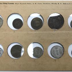 Coins, Korean