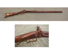 Ogden Double-barrel Rifle