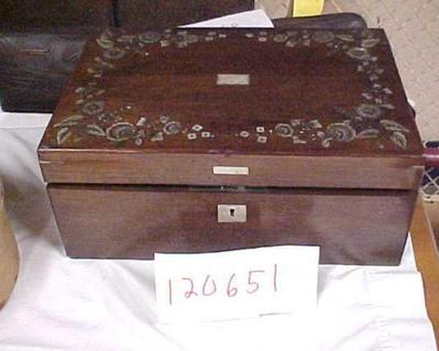 Lap Desk Box (escritoire)