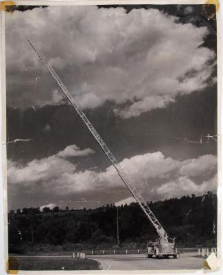 Photograph, Aerial Ladder