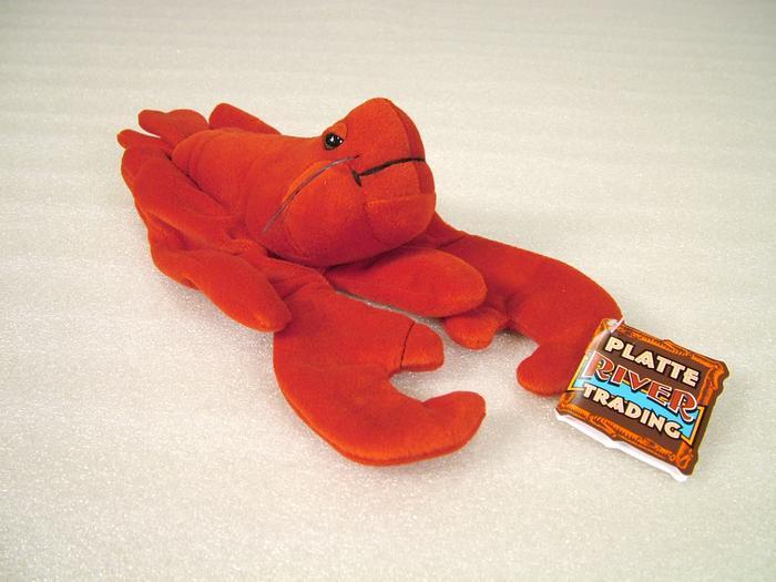 Glove Puppet, Lobster