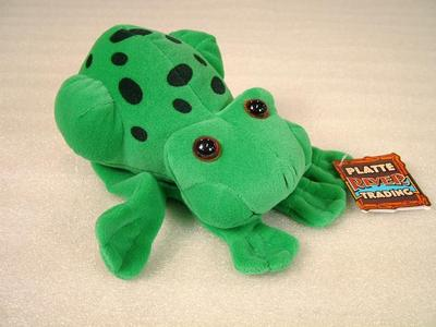 Glove Puppet, Frog