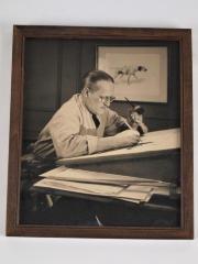 Photograph, J. Stuart Clingman, Designer For John Widdicomb Co.