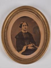 Photograph, Elmire K. Smith Crosby, 1860
