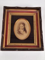 Photograph, Agnes Bell Marsh, 1875