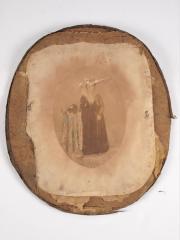 Albumen Photograph, Mrs. Harriet A. Peck (1840 - 1919)