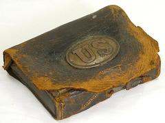 Box, Cartridge, Civil War