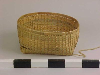 Sieve, With Hanging Rope