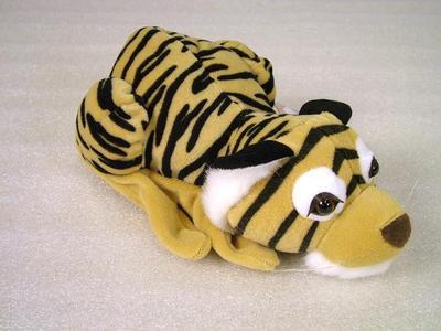 Glove Puppet, Tiger