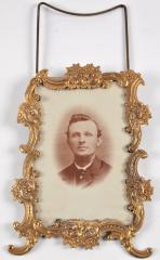 An Opalotype Photograph, of an Unidentified Man