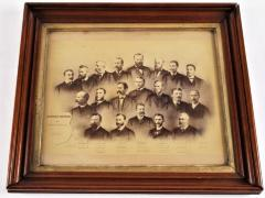 Photograph, Common Council Of Grand Rapids, September 26, 1888