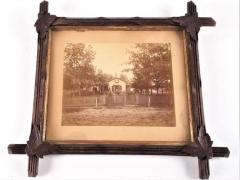 Photograph, A House In Early Grand Rapids