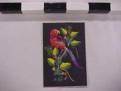 Featherwork Art, Amauta