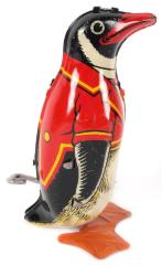 Penguin Wind-up Toy