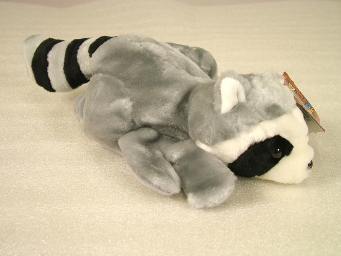 Glove Puppet, Raccoon