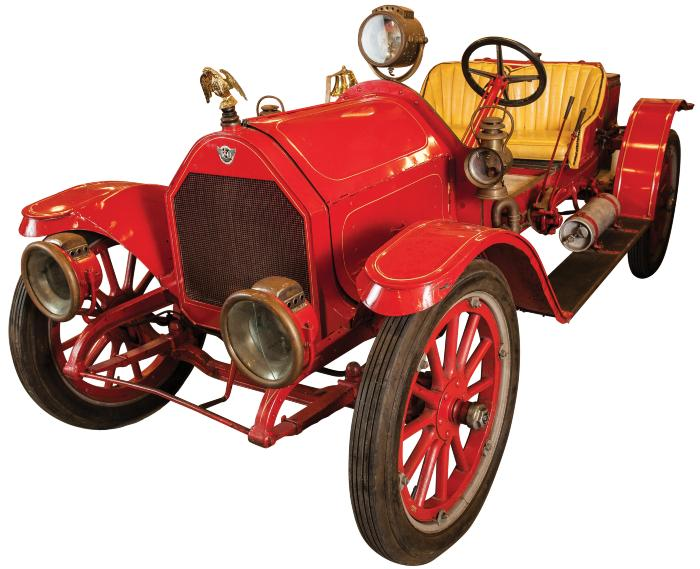 Automobile, REO Model B Runabout