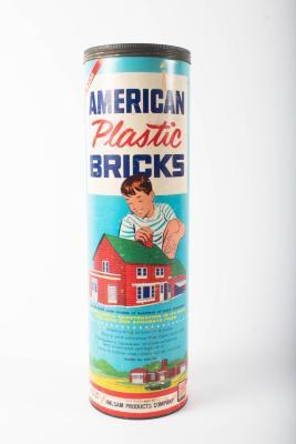 Toy, American Plastic Bricks