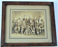 Photograph, Minor League Baseball Team, Bessemer, Michigan