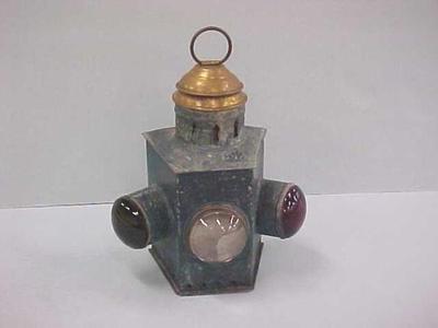 Kerosene Ship's Lantern