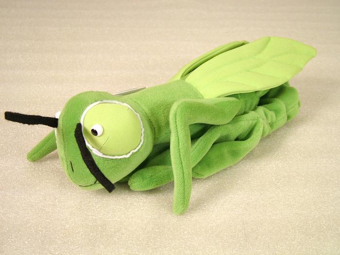 Glove Puppet, Praying Mantis