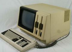 Archival Collection #200 - Woodrow Vanhouten Personal Computer